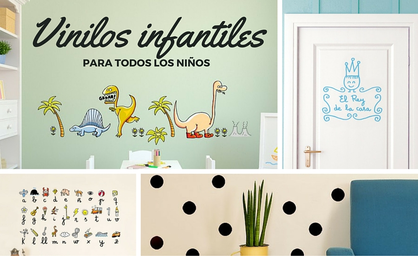 Pegatinas infantiles para muebles excellent perfect for Pegatinas para muebles