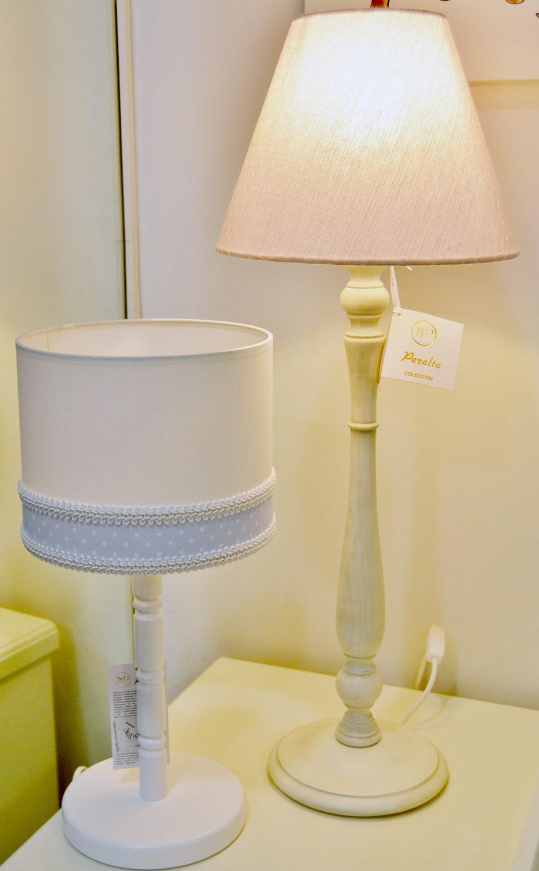 Dos lámparas
