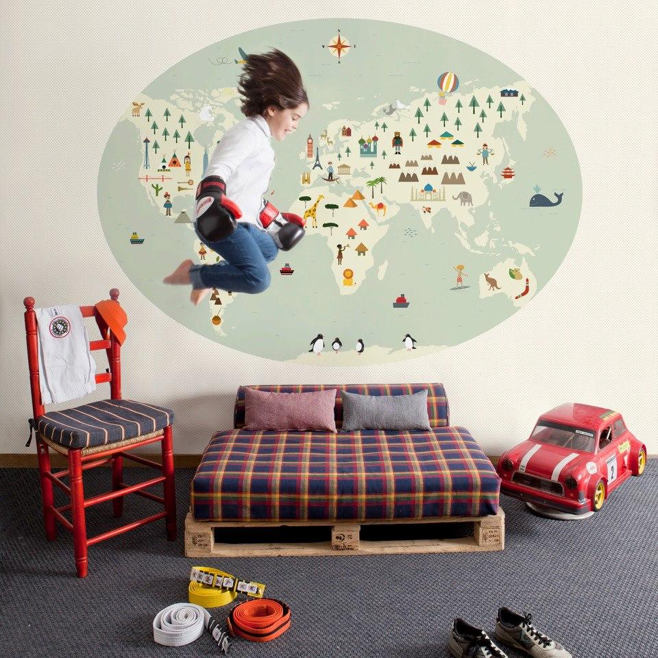 Papeles Pintados El P Jaro Carpintero ~ Papel Pintado Para Habitacion Juvenil De Niña
