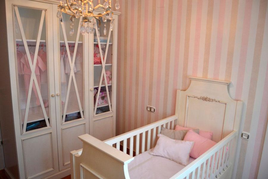 Habitaciones Infantiles Y Decoracion El Pajaro Carpintero - Imagenes-habitaciones-infantiles