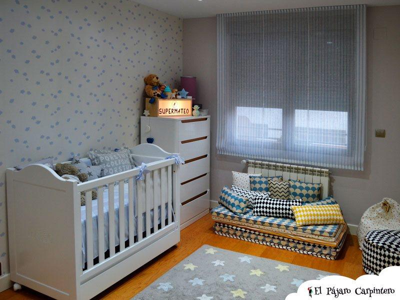 Habitaciones infantiles y decoraci n el p jaro carpintero - Dormitorios infantiles originales ...