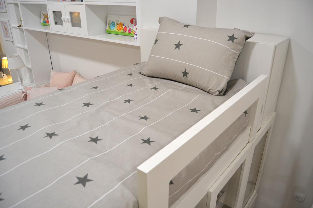 Juego de cama estrellas