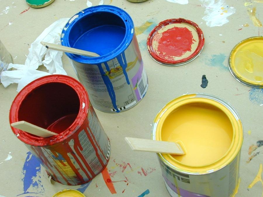 Cómo escoger el color para pintar la casa