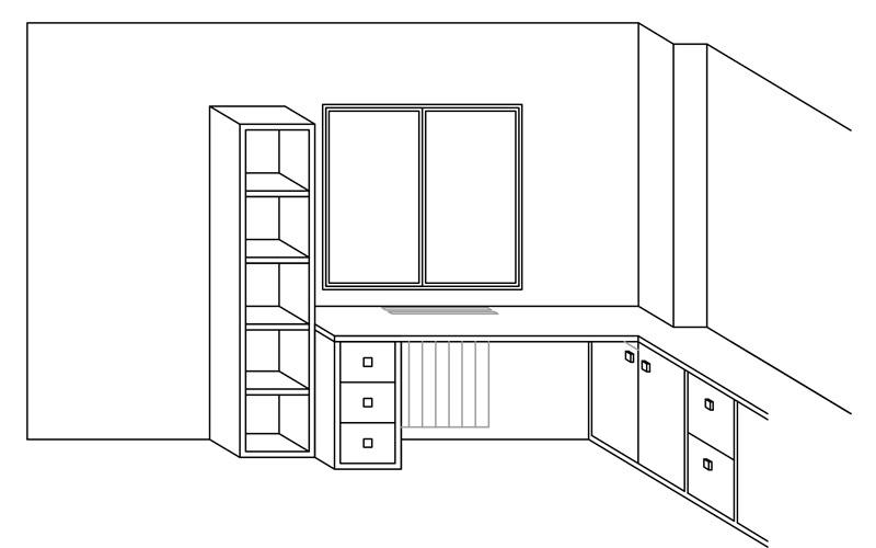 Plano 2 habitacion