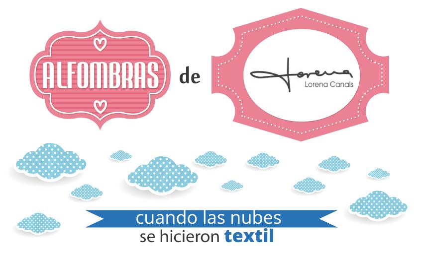 Catálogo de alfombras de Lorena Canals