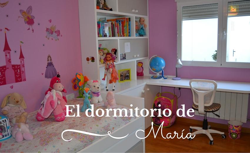 dormitorio infantil de maria