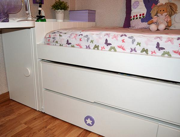 cama compacta