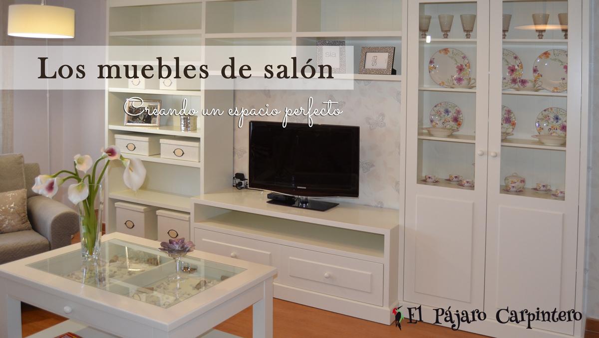 Los muebles de sal n creando un espacio perfecto for Muebles de salon para espacios pequenos