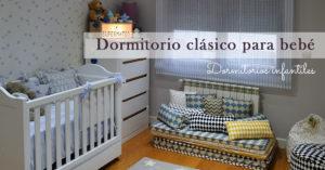 El dormitorio infantil de Mateo