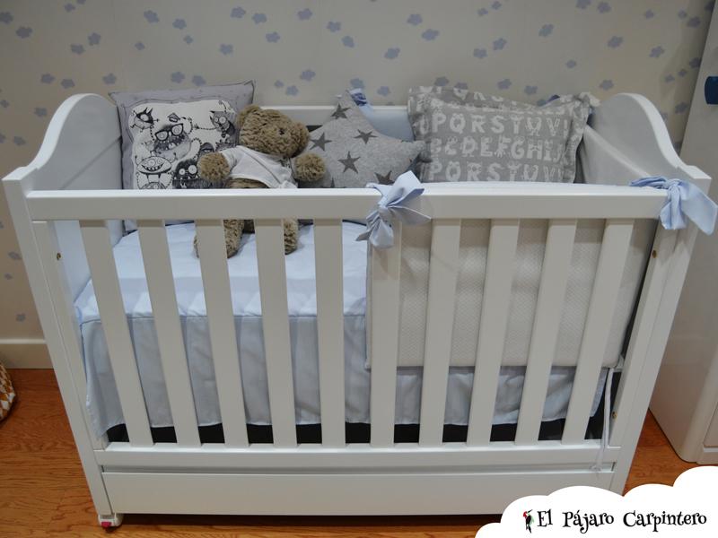 Los dormitorios infantiles - El Pájaro Carpintero