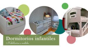 Los dormitorios infantiles