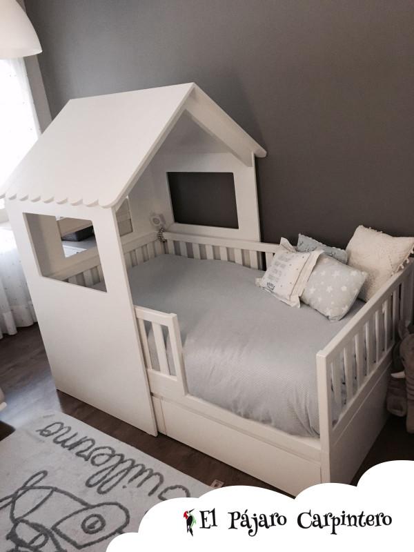 cama-madera-casita