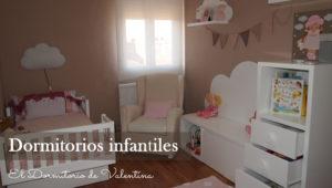 El dormitorio de Valentina