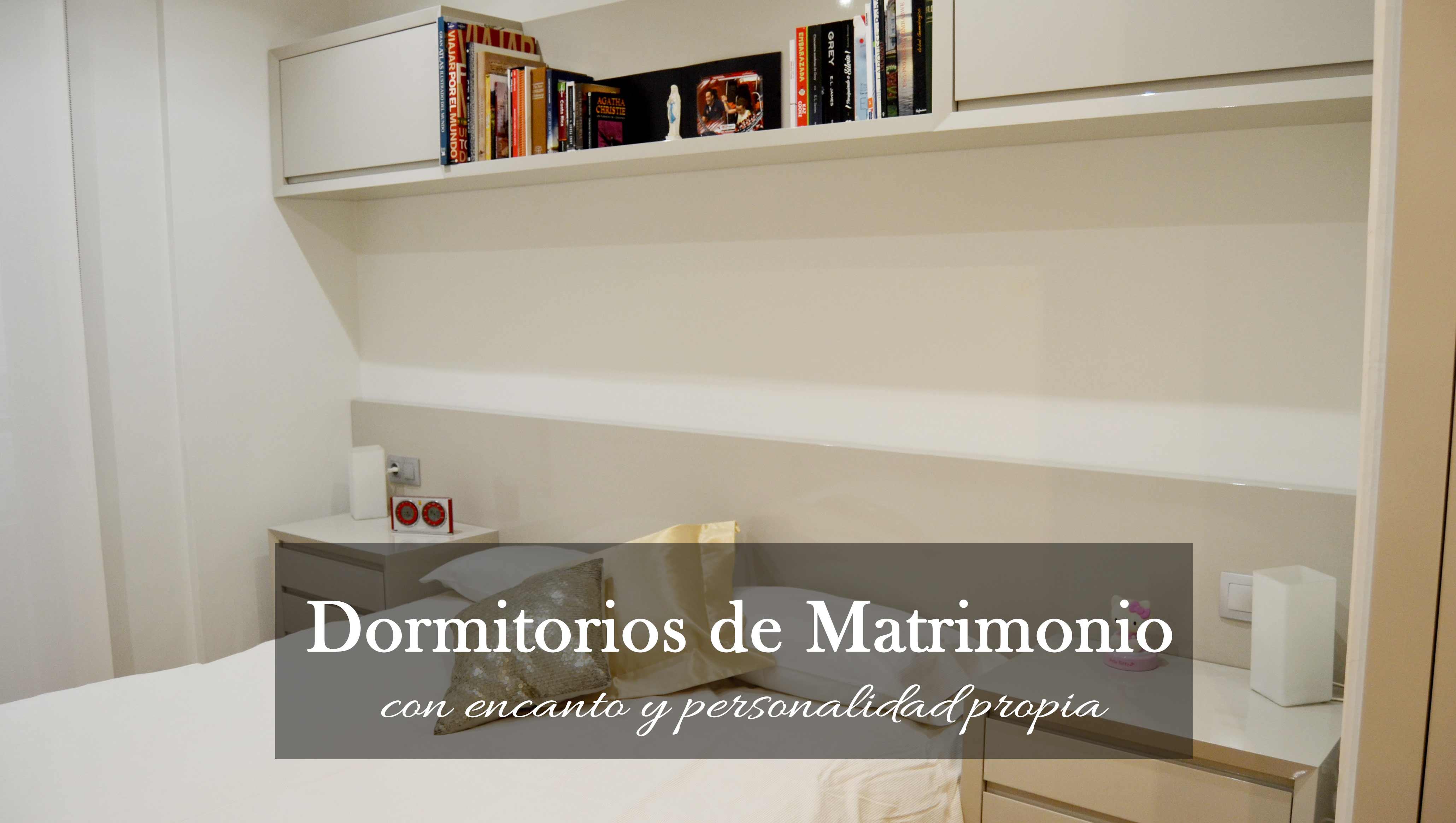 Habitaciones de matrimonio con encanto