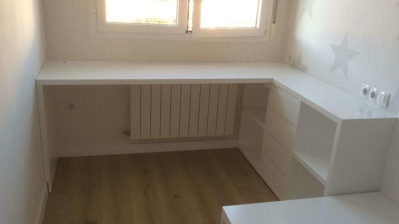 escritorio esquinero completo