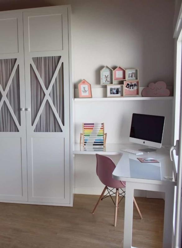 escritorio esquinero minimalista