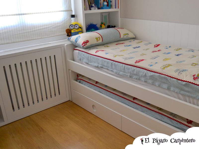 cubreradiador dormitorio