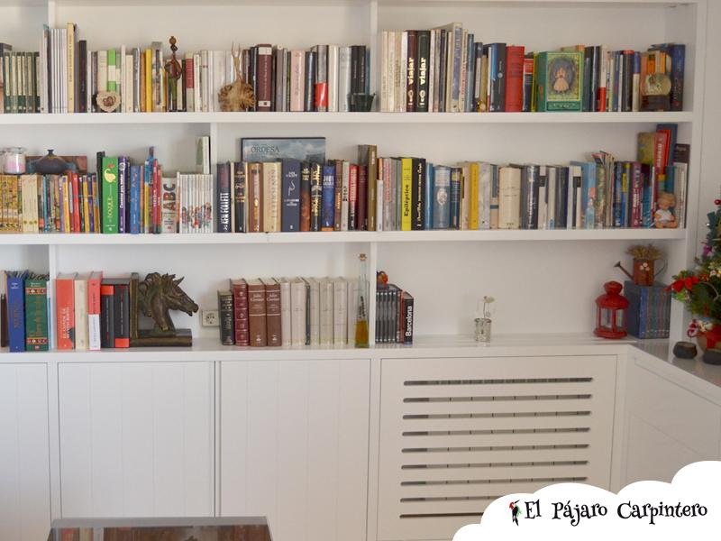 cubreradiador libreria