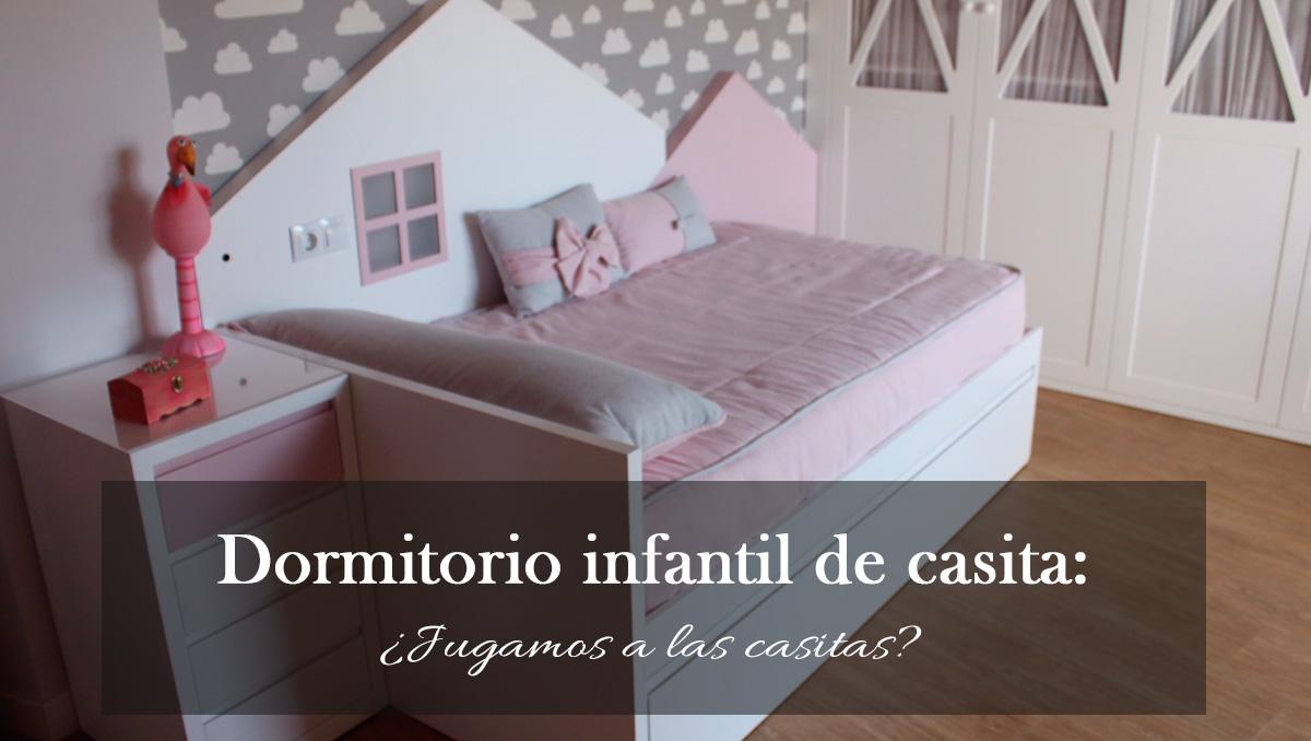 Dormitorio infantil casita