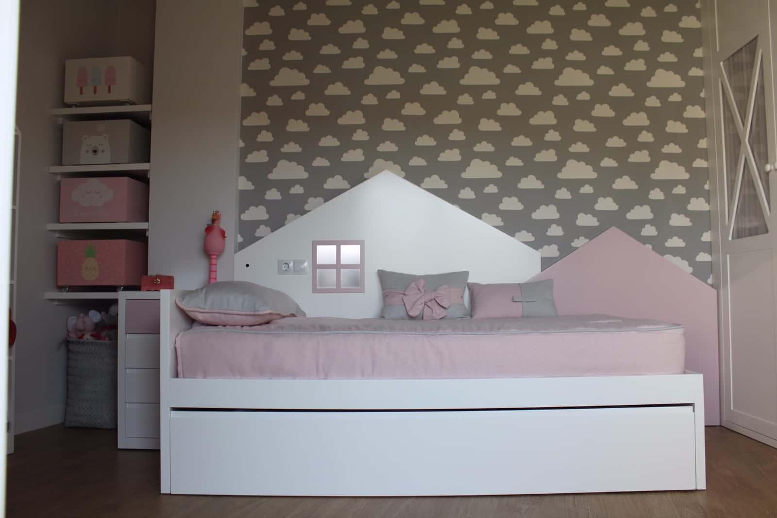 habitacion casita con led