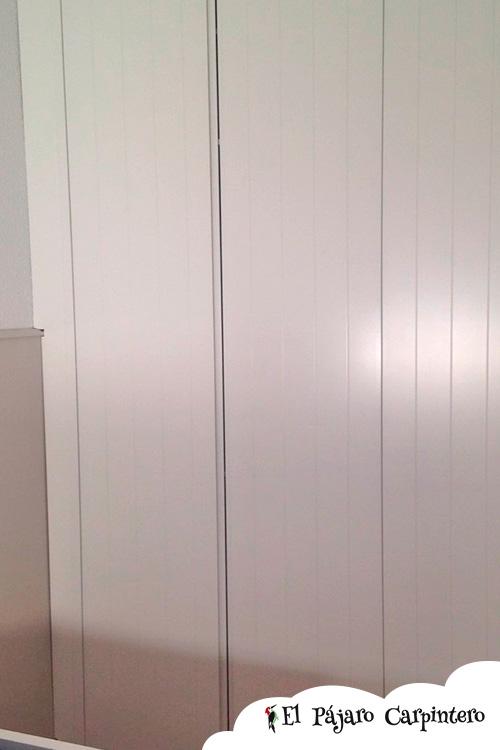 armario moderno rayas