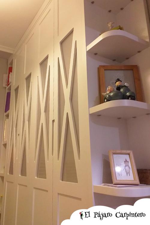 Armario dormitorio bebé