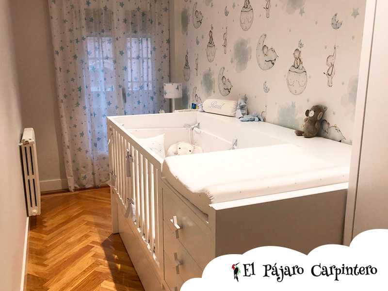 Dormitorio Bebé Raúl