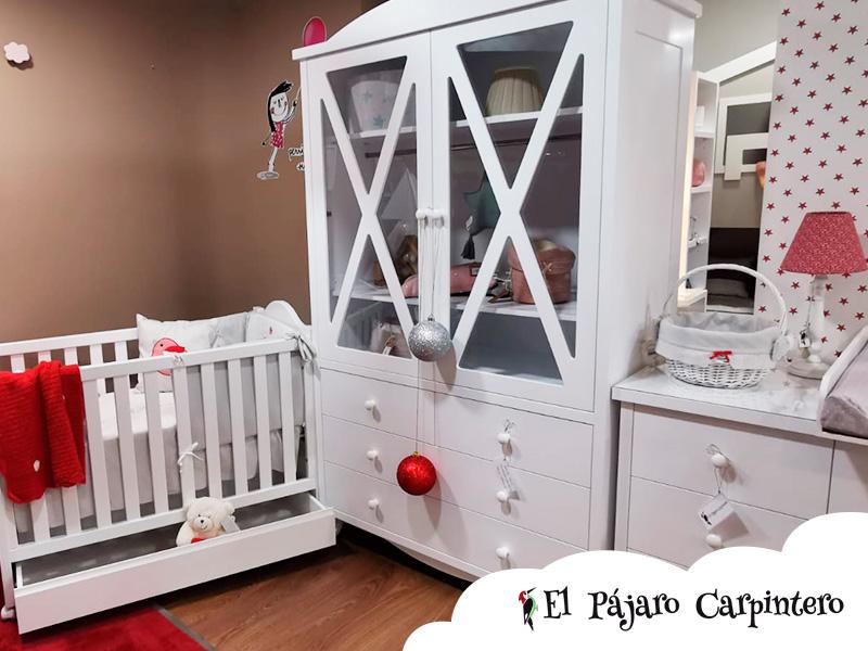 Dormitorio para bebé Navidad