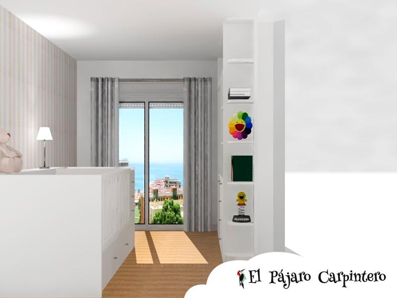 Dormitorio infantil Karina